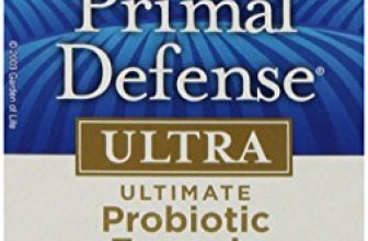 Garden of Life Ultra Probiotics Review